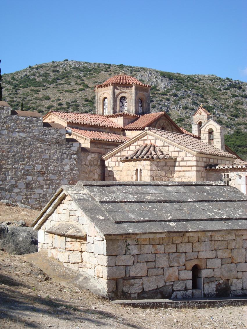 Agia Moni Monastery -5