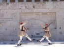 Athens - the Presidential guards