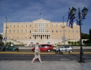 Athens - The parliament