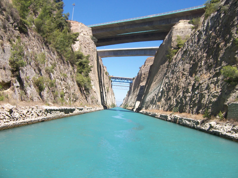 Canal of Corinth - 3