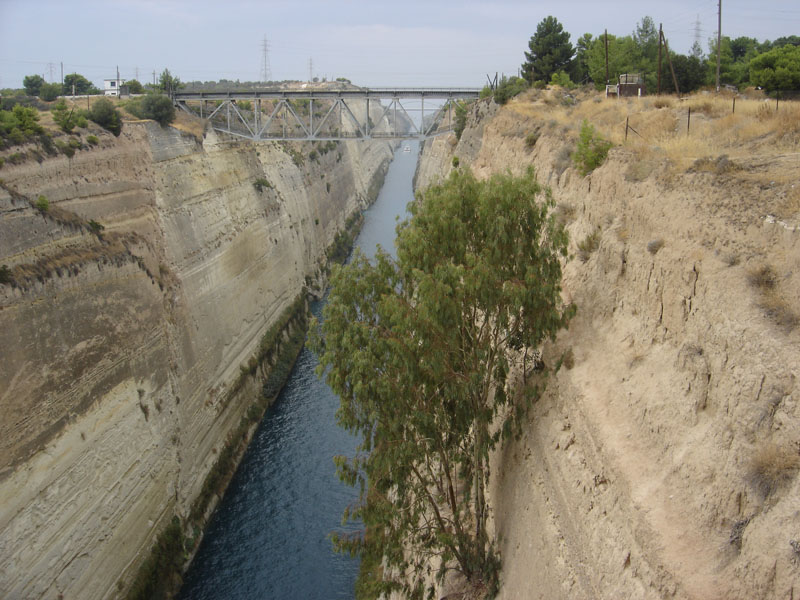 Canal of Corinth - 5