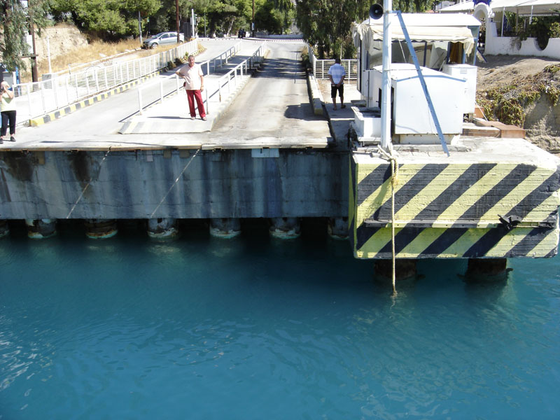 Canal of Corinth - 13