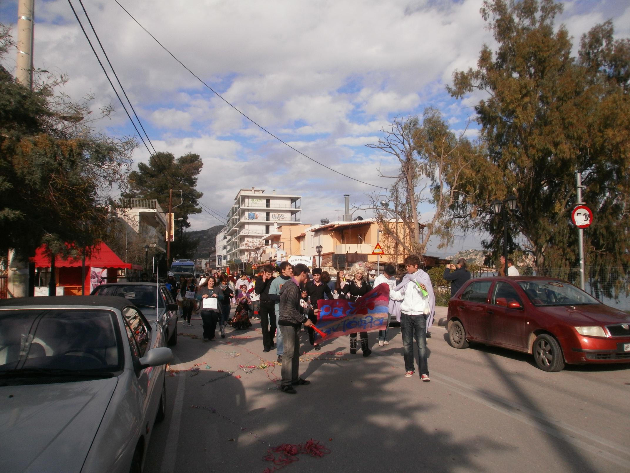 Carnival in Tolo -2