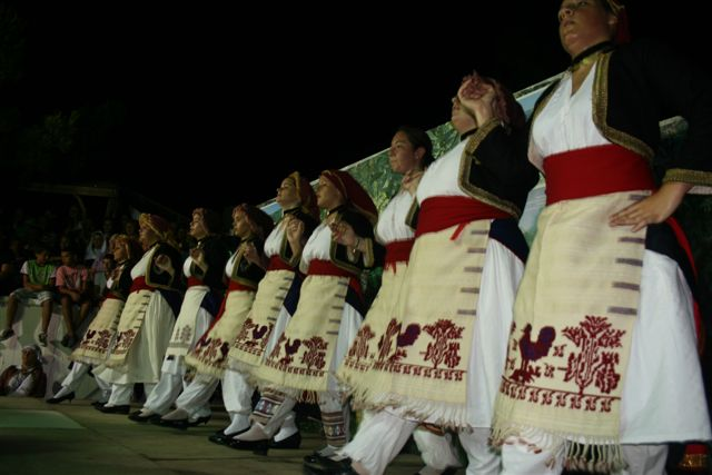Greek Dancing in Tolo - 3