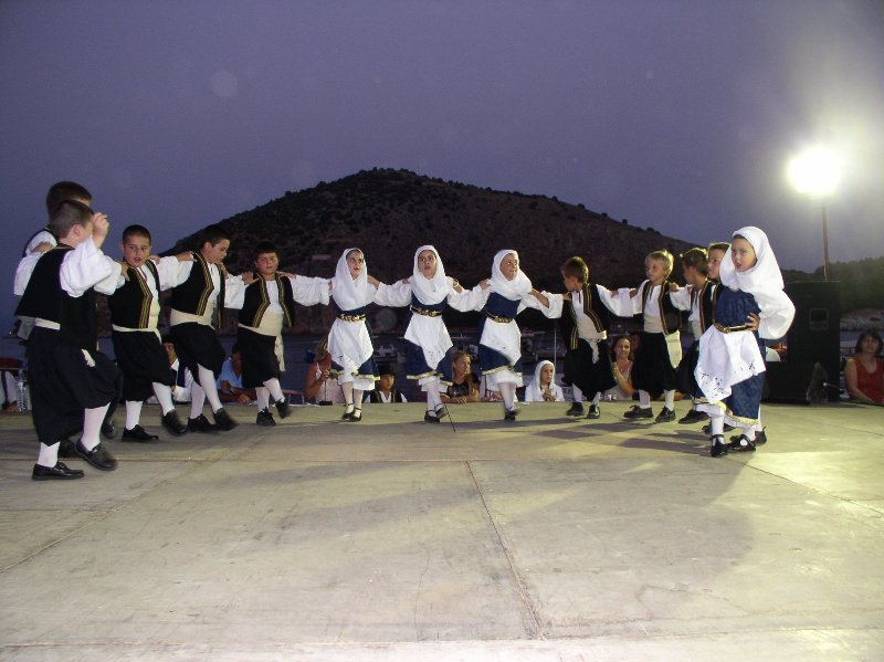 Greek Dancing in Tolo - 6