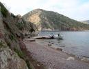 Tolo-daskalio island-beach