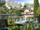 Dolfin hotel - back view - balcony