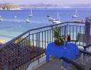 Dolfin hotel - side sea view - balcony1