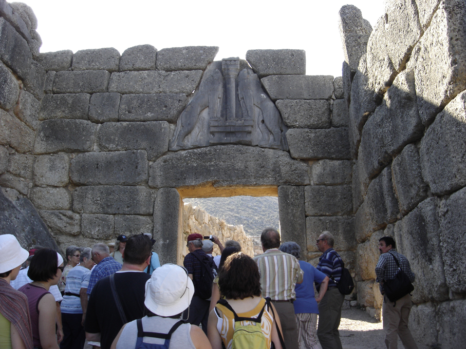 organized excursions-mycenae