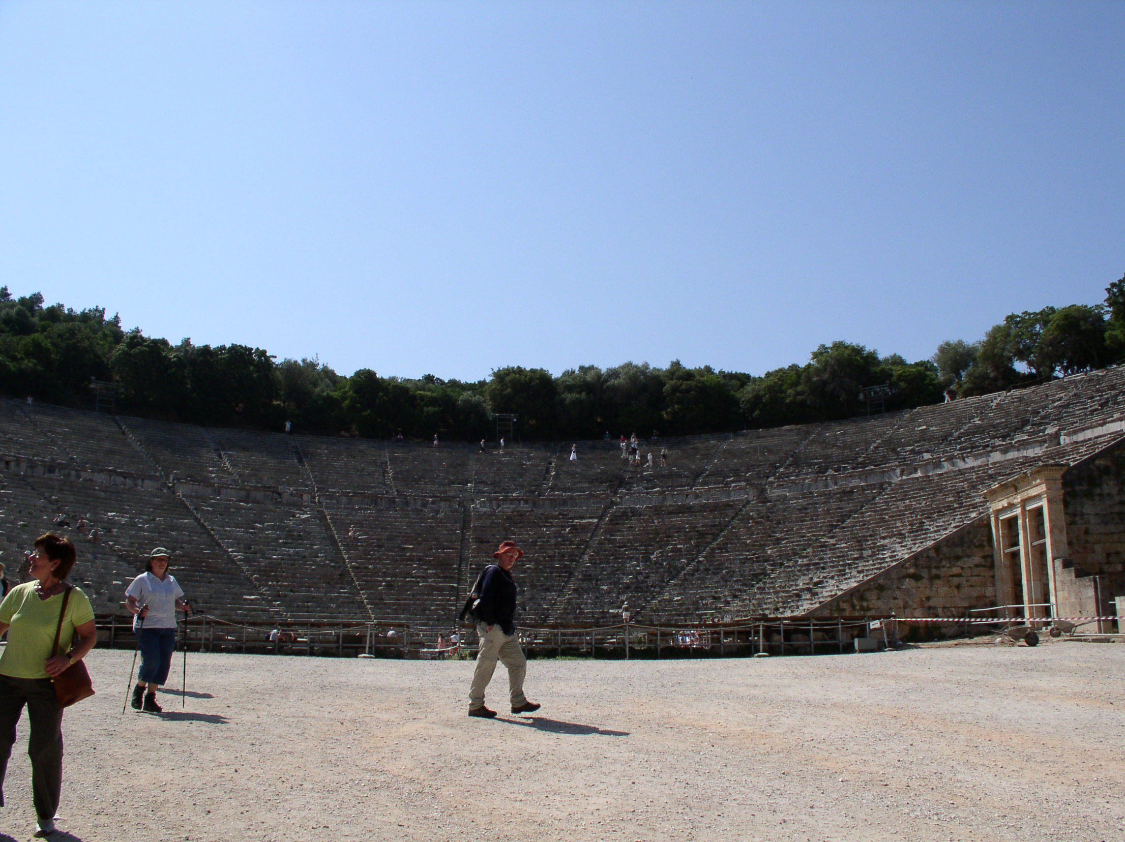 Epidaurus theatre -04