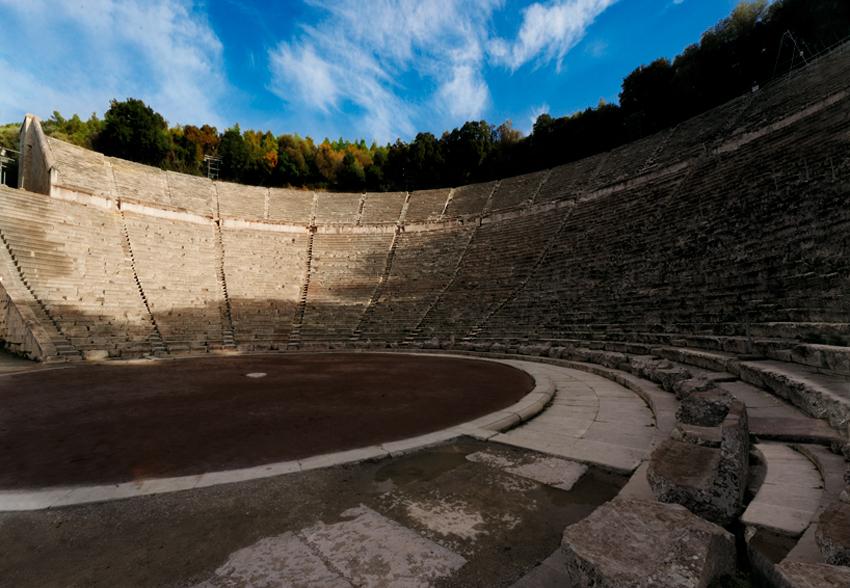 Epidaurus theatre -07
