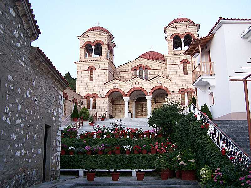 monastery of Malevis -5