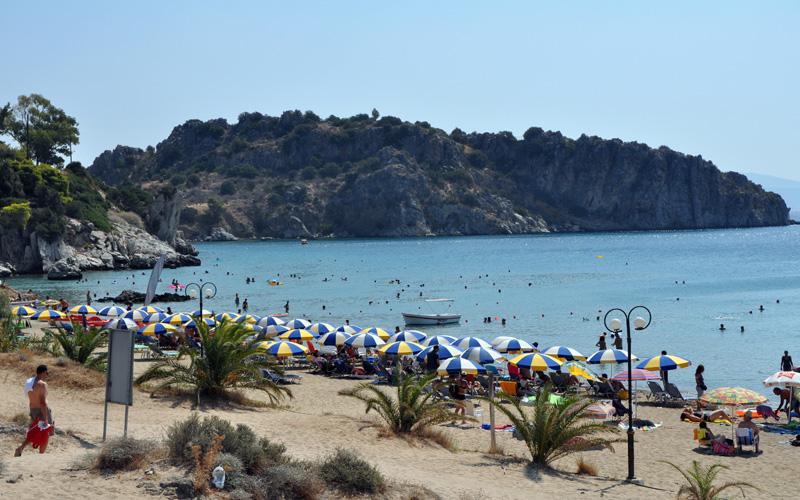 Tolo beach - 1