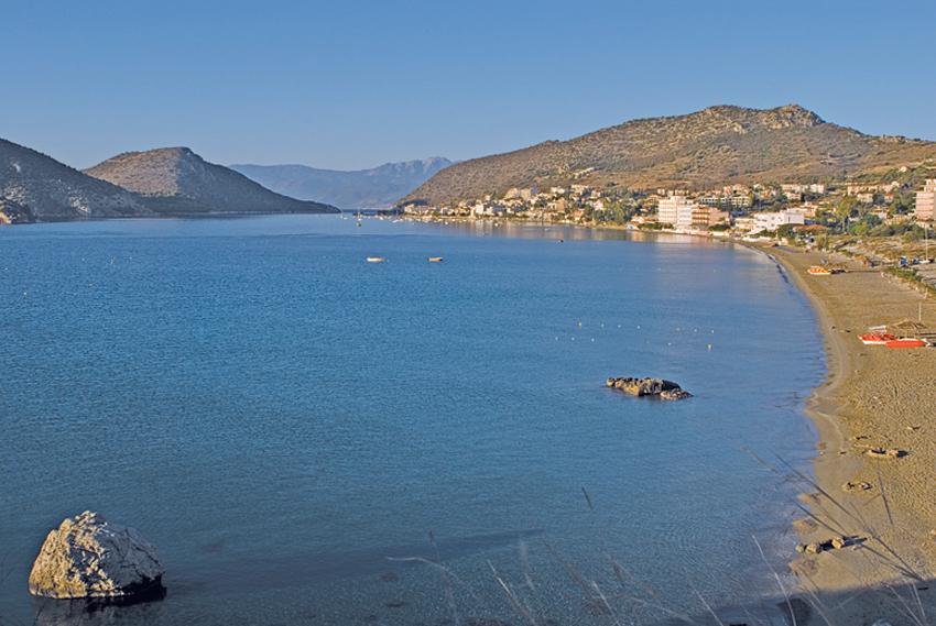 Tolo beach - 4