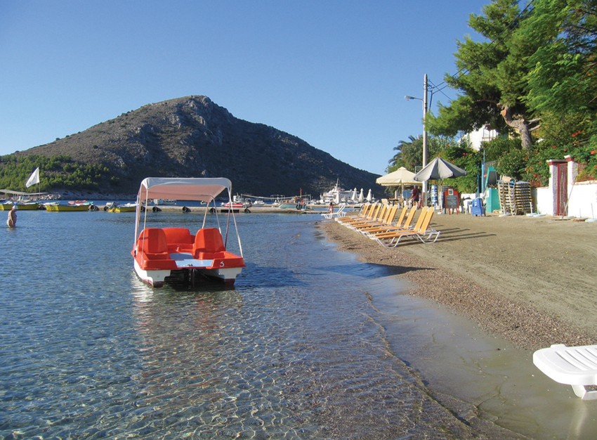Tolo beach - 6