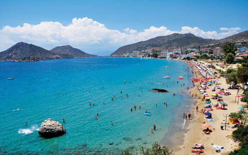 Tolo beach - 8