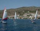 water sports - sailing