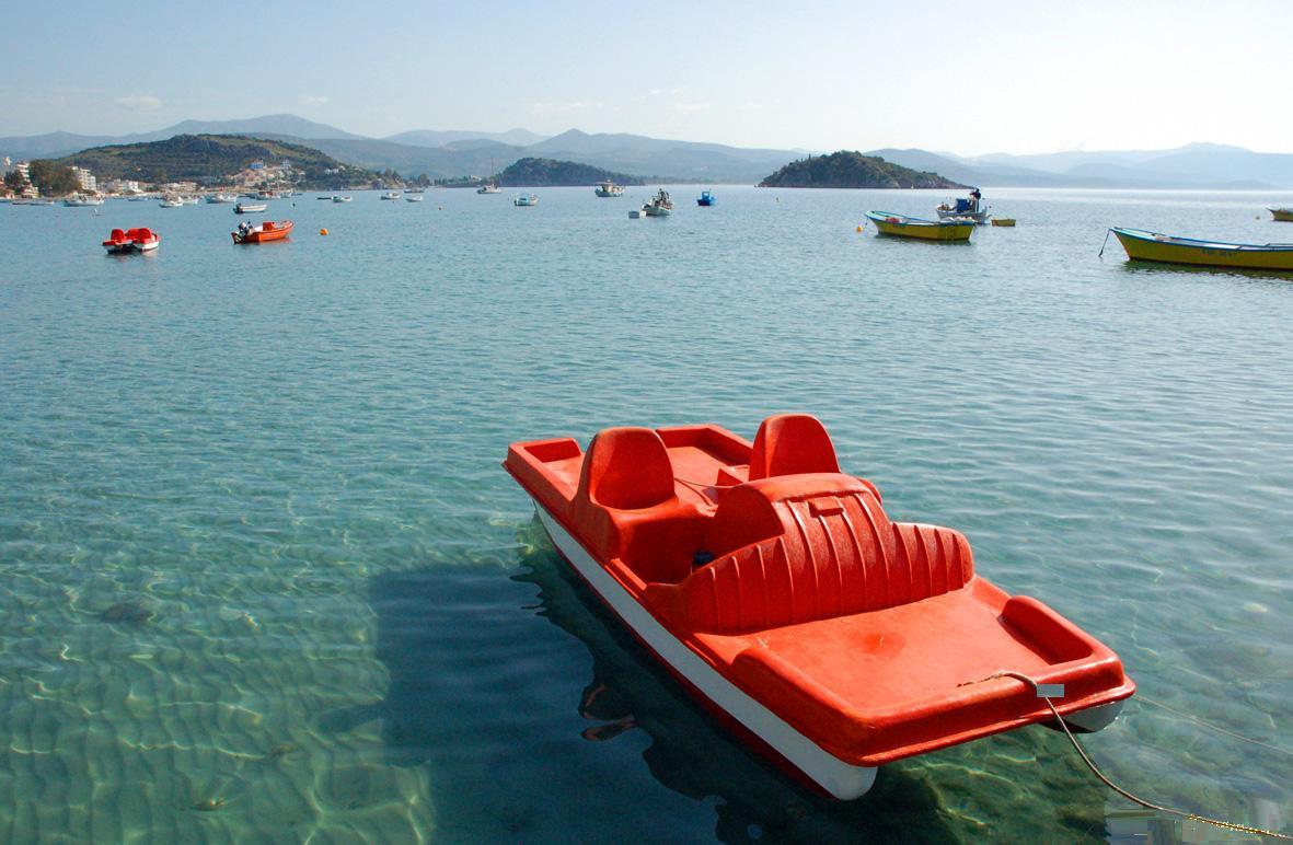 water sport - pedalo