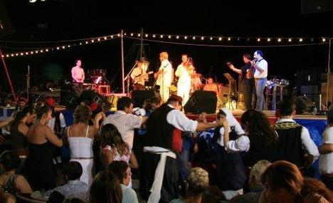 Miaoulia Festival