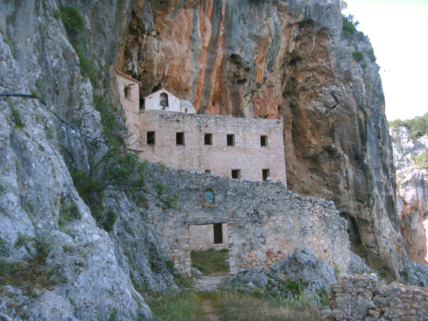 Monastery of Avgo (Saint Dimitrios)