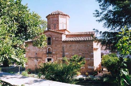 Monastery Loukous